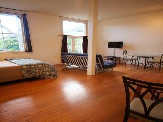 Presidio Studio - San Francisco Bay Area vacation rentals