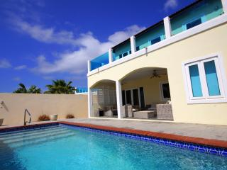 Luxurious Modern Villa with Private Pool for 2-8 persons near Palm Beach - Merlot Villas Aruba - Noord vacation rentals