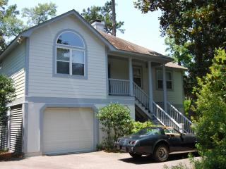 3 Bedroom House -WiFi, TV,DVD,BBQ, deck,golf view - Seabrook Island vacation rentals