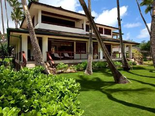 Hale Koa-LuxuryBeachfront w/Pool,Weddings Welcome - Laie vacation rentals