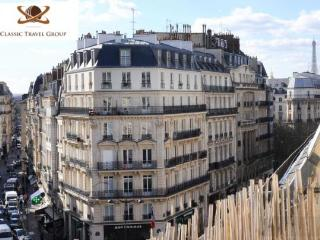 Charming studio with a balcony in St Germain Paris - Paris vacation rentals