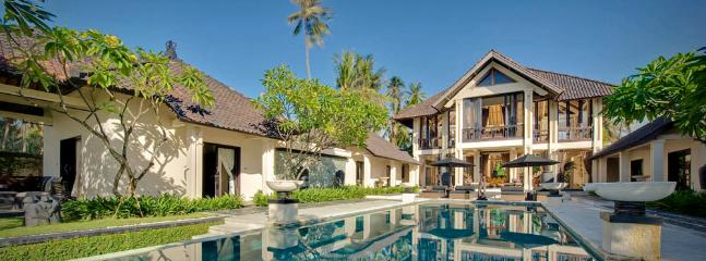 Ylang Ylang -  pool & view - The Ylang Ylang - Ketewel - rentals