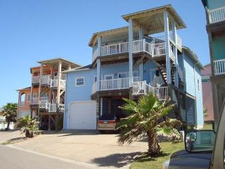 4 bedroom 4 bath home with a gorgous BEACHVIEW and BEACH ACCESS!! - Port Aransas vacation rentals
