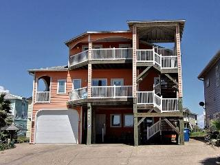 The Ultimate Beach House with Gulf Views! 6 bedrooms 6 baths 3000 sq. ft. - Port Aransas vacation rentals