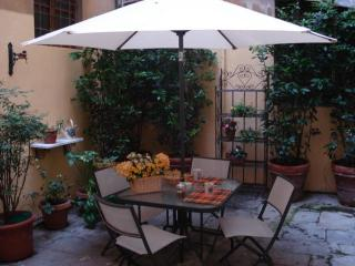 Apartment With Private Courtyard, Florence Centre - Florence vacation rentals