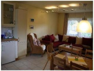 Vacation Apartment in Prerow - 592 sqft, satellite TV and radio, garden furniture available (# 1464) - Prerow vacation rentals