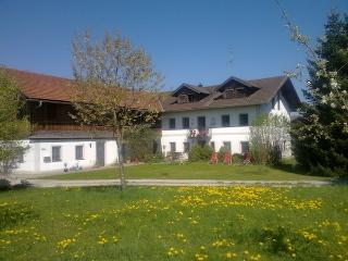 Vacation Apartment in Tittmoning - quiet and idyllic location with view on the Alps (# 1936) - Tittmoning vacation rentals
