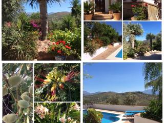 Beautiful Secluded Cortijo with Private Pool and WOW views! - La Rioja vacation rentals