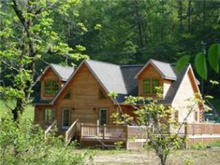 Dream on a Stream - Bryson City vacation rentals