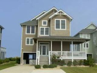 Pet-friendly 4BR w/ balcony - Village Landings #81 - Image 1 - Manteo - rentals