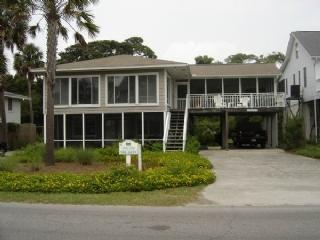 Exterior - A Peace of Time- Down - Folly Beach - rentals