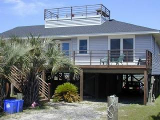 Exterior - Fi Fi's Fabulous Folly - Folly Beach - rentals