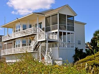 Spacious Home with Gracious Views From Every Room - Low Places - Folly Beach - rentals