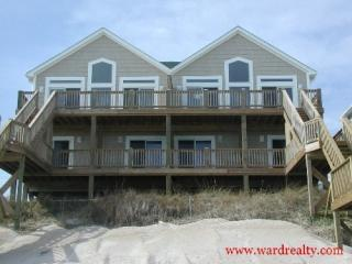 Awesome Oceanfront A - Surf City vacation rentals