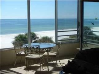 Luxury apartment 280 ft. to beautiful Crescent Beach- 8 South - Siesta Key vacation rentals