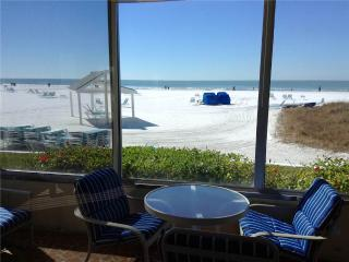 Huge 2 bedroom condo w/ view of the Gulf - 1 North - Siesta Key vacation rentals