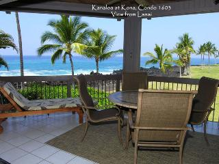 Kanaloa at Kona, Condo 1603 - Kailua-Kona vacation rentals
