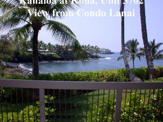 Kanaloa at Kona, Condo 3702 - Kailua-Kona vacation rentals