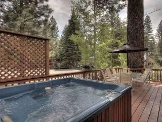 Butterfield Tahoe Pet Friendly Cabin - Hot Tub - Carnelian Bay vacation rentals