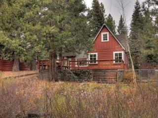 Gagne Sunnyside Vacation Rental Cabin with Hot Tub - Carnelian Bay vacation rentals