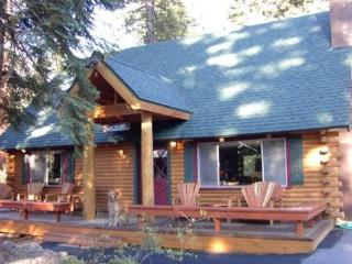 Taylor Pet Friendly Lake Tahoe Log Cabin w Hot Tub - Agate Bay vacation rentals