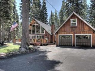 Welch North Tahoe Dog Friendly Rental - Hot Tub - Carnelian Bay vacation rentals