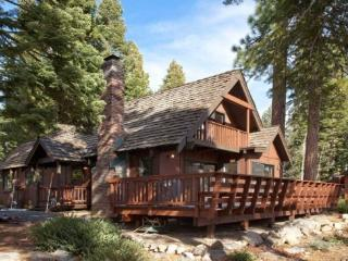 Tahoe Vista Lake View Vacation Rental Cabin - Carnelian Bay vacation rentals
