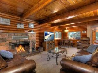 Reed Luxury Log Cabin Vacation Rental with Hot Tub - Carnelian Bay vacation rentals