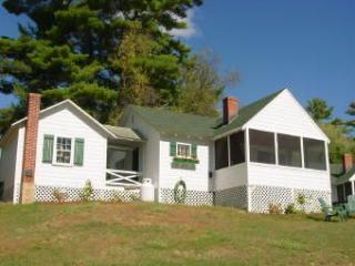 House with 2 BR-1 BA in Moultonborough (455) - Lakes Region vacation rentals