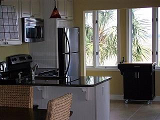 kitchen - Little Oak Villas 220 - Folly Beach - rentals
