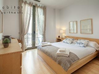 Alibei 3 apartment, Centrally located 2 bedroom - Barcelona vacation rentals