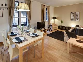 Art 3, large apartment in the heart of the city - Barcelona vacation rentals