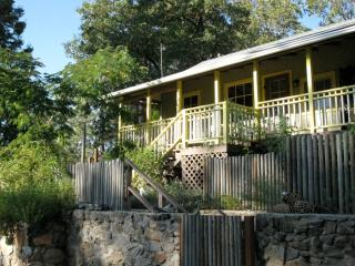 fivespot cabin - an art and nature lover's retreat - Sequoia and Kings Canyon National Park vacation rentals