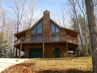 EAGLE MOUNTAIN CHALET*2BR/2BA CABIN IN THE COOSAWATTEE RIVER RESORT~LOCATED 1 MILE FROM R & R RIVER RETREAT~POOL TABLE~AIR HOCKE - Blue Ridge vacation rentals