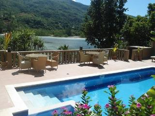 Bayview Villa Luxury stay by the SEA 10% discount for long stays - Mahe Island vacation rentals