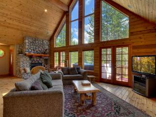 Stunning Mountain Home with Log Cabin accents, Private Hot Tub and a Sauna (MY62) - South Lake Tahoe vacation rentals