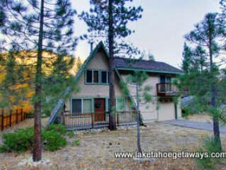 Exterior 1 - Bear Necessities Cabin - South Lake Tahoe - rentals