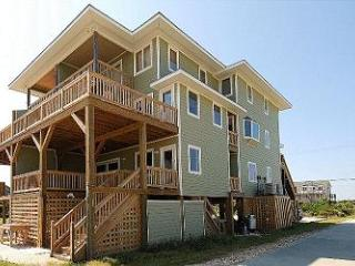 SN9615A- Beachwater North; 4BDRM OCEANFRONT HOME! - Kill Devil Hills vacation rentals