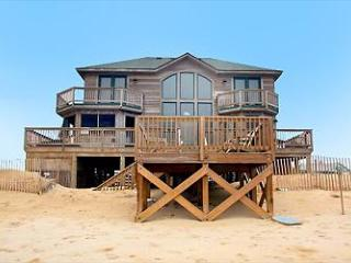 KH5205- KATMANDUNES! 4 BDRM OCEANFRONT W/ HOT TUB - Kill Devil Hills vacation rentals