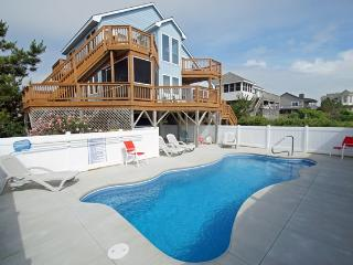 WH973- Mother Earth Father Sky; OCEANFRONT W/ POOL - Kill Devil Hills vacation rentals