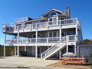 WH978- Dolphin's Delight; PRIVATE POOL & HOT TUB - Kill Devil Hills vacation rentals
