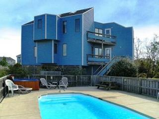 WH971- Whale Watch West; PRIVATE POOL & HOT TUB! - Kill Devil Hills vacation rentals