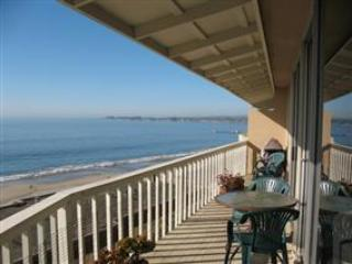 240C/The Beach Escape *OCEAN VIEW/POOL* - Santa Cruz vacation rentals