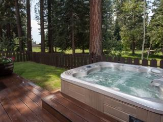 Hill Vacation Rental Cabin in Kings Beach -Hot Tub - Carnelian Bay vacation rentals