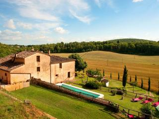 Beautiful villa near Siena. Private pool. 7BR/5BH - Sovicille vacation rentals