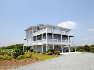 Island Drive 3659 Oceanview! | Elevator, Internet, Fireplace, Game Equipment - North Topsail Beach vacation rentals