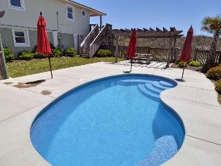 Island Drive 3658 Oceanfront! | Private Pool, Hot Tub, Game Equipment - North Topsail Beach vacation rentals