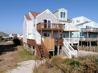 New River Inlet Rd 2280-2 Oceanfront! | Internet, Electric Fireplace - Topsail Island vacation rentals