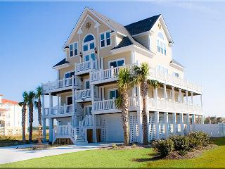 New River Inlet Rd 764 Oceanfront! | Private Heated Pool, Hot Tub, Elevator, Jacuzzi, Internet, Fireplace - Topsail Island vacation rentals