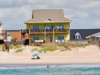 Island Drive 3064 Oceanfront! | Fireplace, Internet New Matresses: 4 Twins and 2 Queens!! - North Topsail Beach vacation rentals